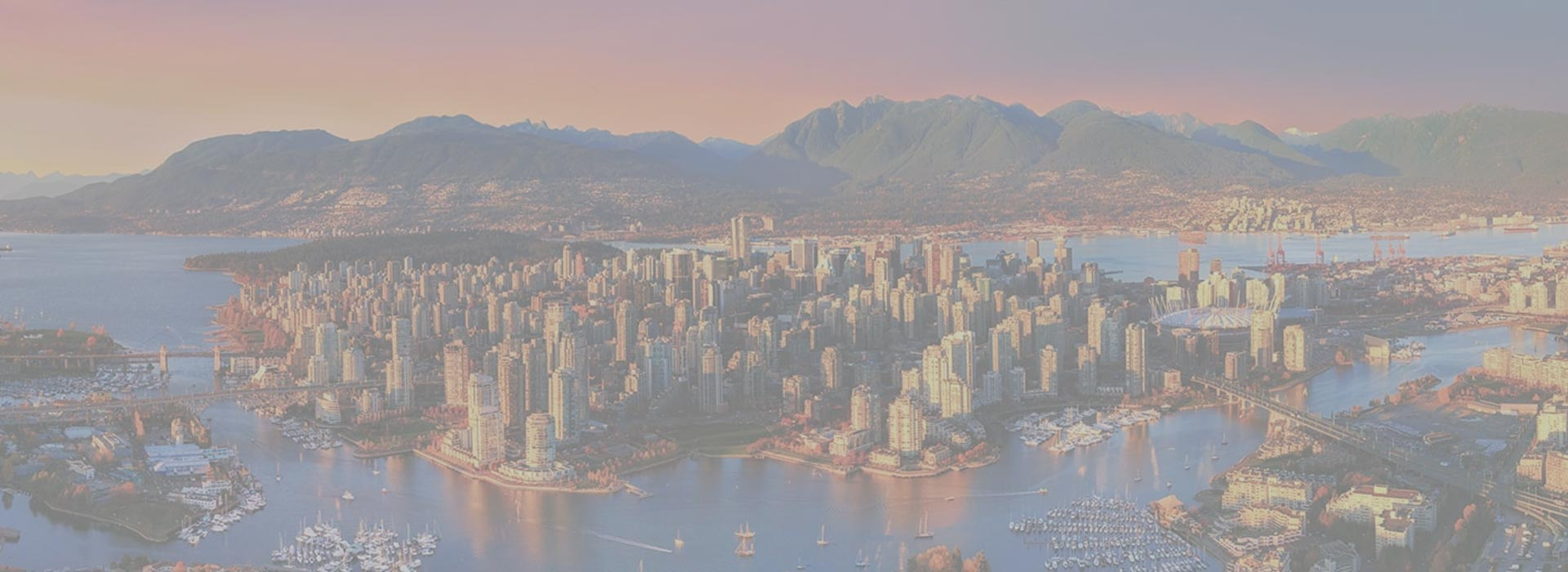 <small>OCEAN TO MOUNTAIN</small>SERVICING ALL OF VANCOUVER